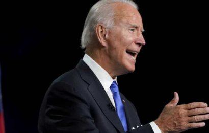 Joe Biden says he'd shut down US over Covid-19 if experts said to
