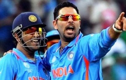 MS Dhoni showed me the real picture of my future in Indian cricket: Yuvraj Singh