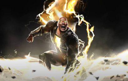Black Adam teaser: Dwayne Johnson unveils his powerful DC anti-hero