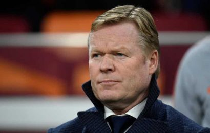 Koeman will be Barca's next coach, Messi to stay – president