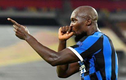 Livewire Romelu Lukaku leads Inter to Europa League semi-finals