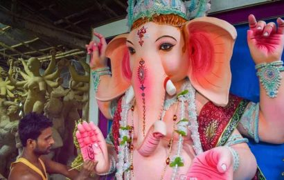 Mumbai police gears up for Ganesh Chaturthi; tightens security across city