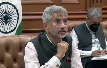 Covid-19 highlighted importance of diversification and resilience of supply chains, says Jaishankar