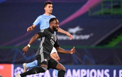 UEFA Champions League: Dembele double as Lyon stun Guardiola's City to reach semis