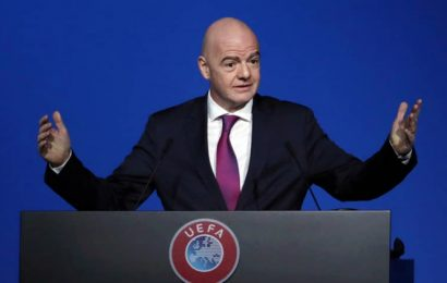 Criminal proceedings against Gianni Infantino grotesque and absurd, says FIFA