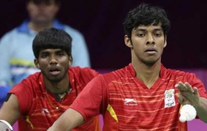 Chirag-Satwik to wait for 2 weeks before deciding on attending camp in Hyderabad