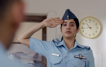 Gunjan Saxena The Kargil Girl review: A mixed bag