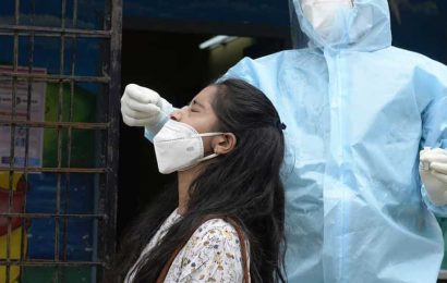 Sars Cov-2 may have infected 6.6 lakh Hyderabadis, reveals a sewerage study
