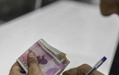 Rupee 8 paise higher at 74.82 against US dollar in early trade