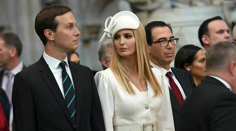 Ivanka Trump and Jared Kushner report income of at least $36 million in 2019