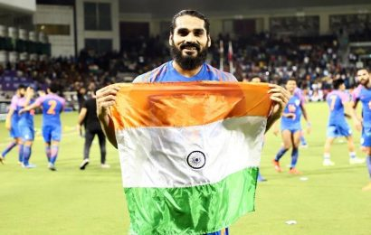 Ultimate dream is to qualify for FIFA World Cup: Sandesh Jhingan