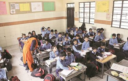 Close to half the academic year gone but students across 714 North MCD schools have no textbooks