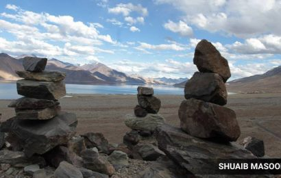 Fifth round of talks held amid stalemate in Pangong Tso
