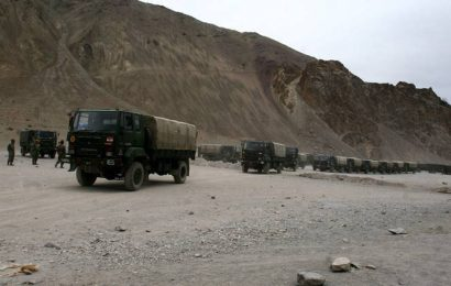 Military commanders of India and China hold fifth round of talks on border row