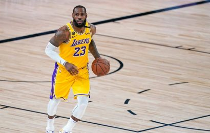 NBA: LeBron James and Los Angeles Lakers advance with 131-122 win over Trail Blazers