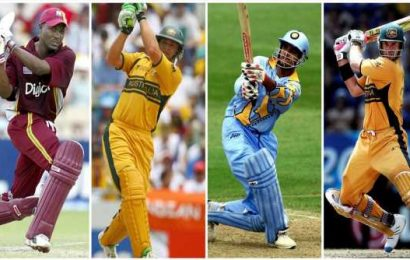 Yuvraj Singh names four greatest left-handed legends the game has produced
