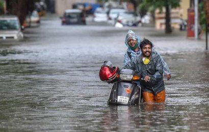 Orange alert for Kolhapur, Satara, coastal Maharashtra; heavy rainfall likely for 2 days