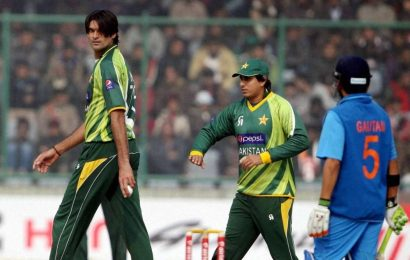 'Gautam Gambhir was not able see the ball': Mohammad Irfan revisits IND-PAK 2012-13 series