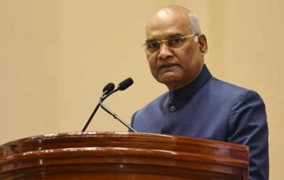 Pray that Lord Ganesha bless us all to overcome Covid-19 pandemic: President Kovind