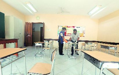 12 students in a room, thermal screening: A Kolkata exam centre prepares for NEET