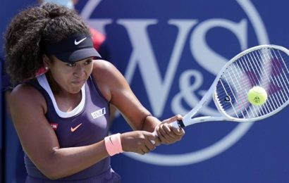 Naomi Osaka pulls out of W&S Open final, Victoria Azarenka crowned champion
