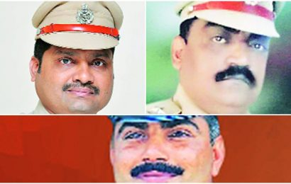 5 from state police win Union Home Minister's medal