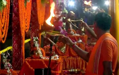 Ayodhya waits for Ram temple event, Vedic rituals continue ahead of groundbreaking ceremony