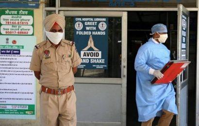 Punjab's Covid death toll crosses 1,200-mark, 1,513 new cases