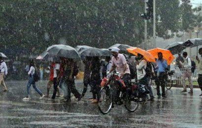 Weather Updates today: Orange alert for Mumbai; heavy rainfall in MP, Goa