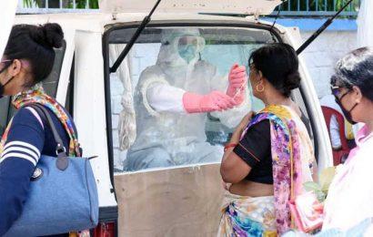 Jharkhand records over 12,000 coronavirus cases