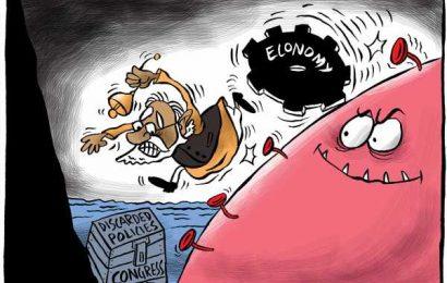 How can Modi rescue the economy?