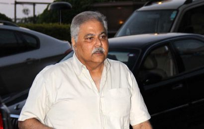 Tested COVID-19 positive in July, was admitted to hospital: Satish Shah