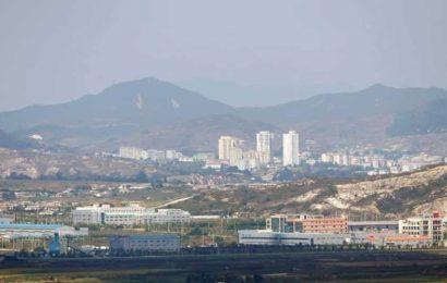 North Korea's Kim Jong Un sends aid to city locked down over Covid-19