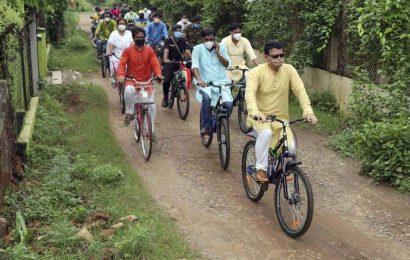 Police start survey at Visva Bharati in Bengal to seek opinions of senior residents