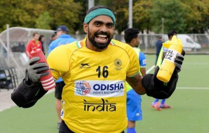 '365 days more to prepare': India goalkeeper PR Sreejesh on life amid lockdown and road to Tokyo Olympics