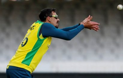 Hoping to get the speed gun up, Mitchell Starc works on muscular body during Covid lockdown