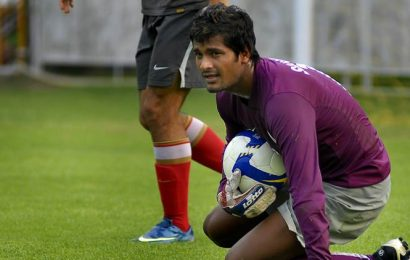 Subrata Paul hoping for national team comeback after 3 years in wilderness, that too in 2023 Asian Cup