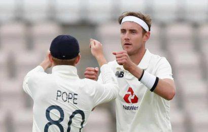 England vs Pakistan:Ollie Pope to undergo shoulder scan