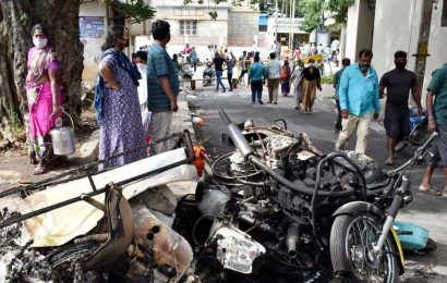 146 arrested in Bengaluru violence, DM to hold inquiry: Karnataka home minister