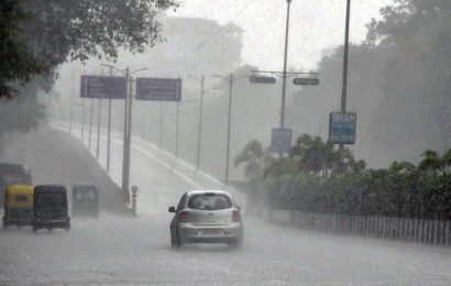 Waterlogging reported in parts of Surat post heavy rainfall