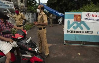 While Covid-19 cases spiral, Kerala gets caught in a turf war it can't afford