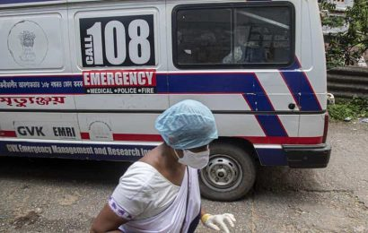 Infant dies in ambulance in Odisha, couple claims driver took long lunch break