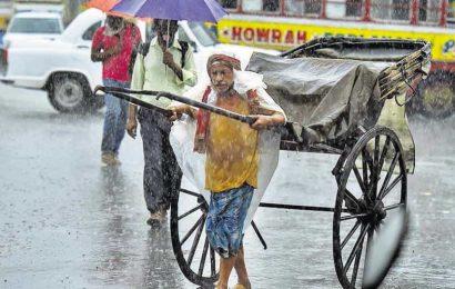 IMD issues orange rain alert for south Bengal