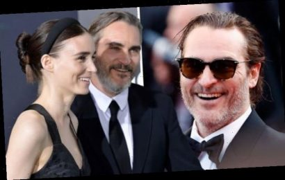 Joaquin Phoenix baby name: What has Joaquin Phoenix named his first child?