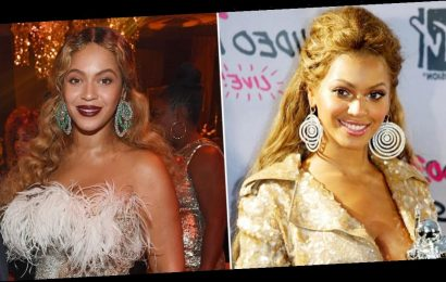 100 Pictures That Prove Beyoncé Has Changed a Lot, but Not Really at All