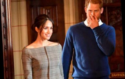 VF: Duchess Meghan always wanted the 'option to go into politics'