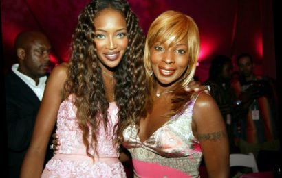 Naomi Campbell Says Mary J. Blige Helped Her Find the Strength to Go to Rehab