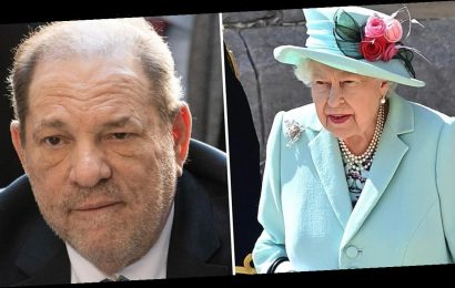 Queen Elizabeth Just Stripped Harvey Weinstein of His Royal Honor