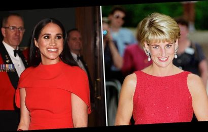 """Meghan Markle's Approach to Royal Life """"Parallels"""" Princess Diana's, 'The Crown' Creator Says"""