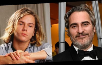 Joaquin Phoenix Named His Newborn Son After His Late Brother River Phoenix